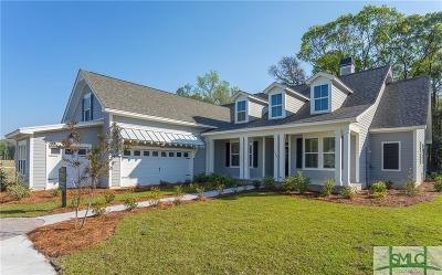 Pooler Single Family Home For Sale: 104 Bramswell Road