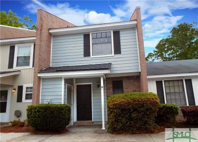 Savannah Condo/Townhouse For Sale: 11 Navigator Lane
