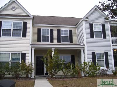 Pooler Condo/Townhouse For Sale: 135 Fairgreen Street