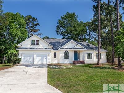 Richmond Hill Single Family Home For Sale: 507 Steele Wood Drive