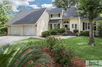 Savannah Single Family Home For Sale: 1 Baillon Court