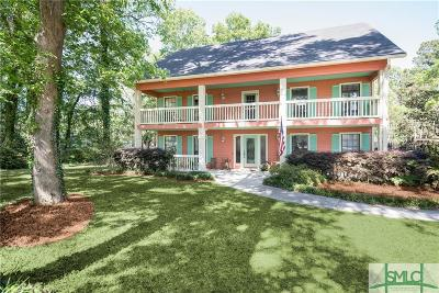 Richmond Hill Single Family Home For Sale: 465 River Bend Road