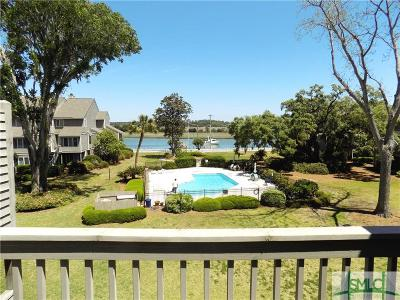 Savannah Condo/Townhouse For Sale: 3005 River Drive #311