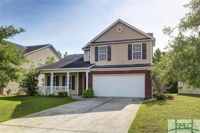Pooler Single Family Home For Sale: 178 Hamilton Grove Drive