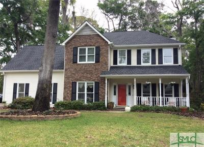 Savannah GA Single Family Home For Sale: $429,900