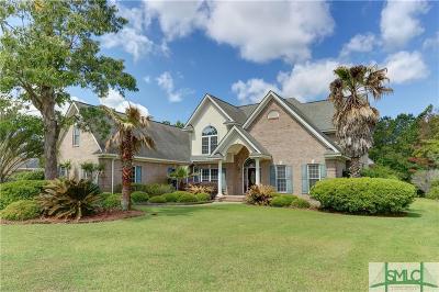 Savannah Single Family Home For Sale: 836 Southbridge Boulevard