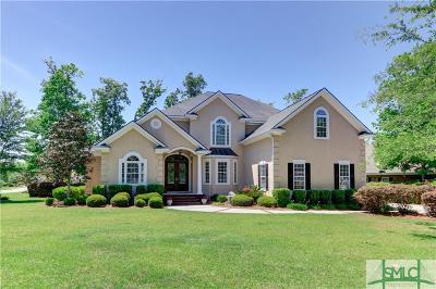 Savannah Single Family Home For Sale: 15 Woodchuck Hill Road