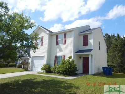 Port Wentworth GA Single Family Home For Sale: $149,900