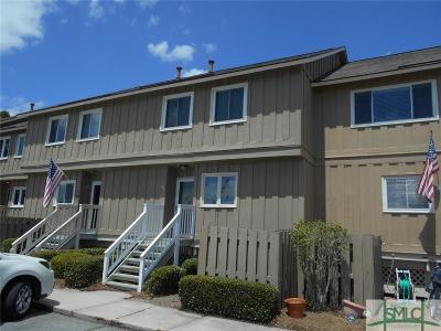 Savannah Condo/Townhouse For Sale: 12502 Apache Avenue #4