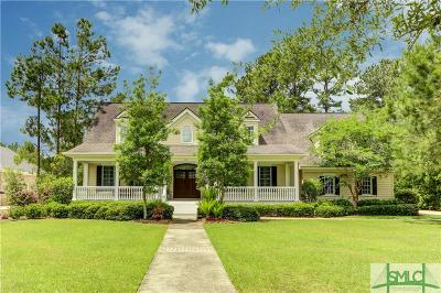Pooler Single Family Home For Sale: 117 Puttenham Crossing