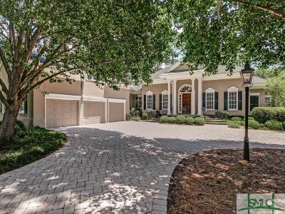 Savannah Single Family Home For Sale: 10 Shellwind Drive