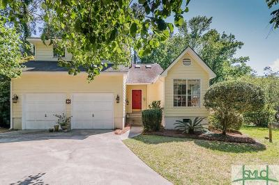 Savannah GA Single Family Home For Sale: $299,900