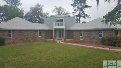 Single Family Home For Sale: 1433 Whitfield Park Circle