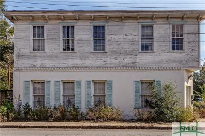 Savannah Multi Family Home For Sale: 434 Jefferson Street