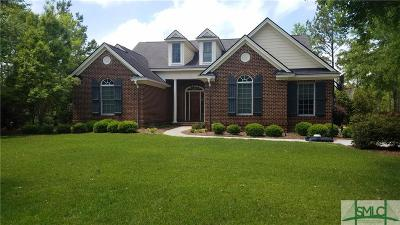 Pooler Single Family Home For Sale: 3 Jersey Loop Loop