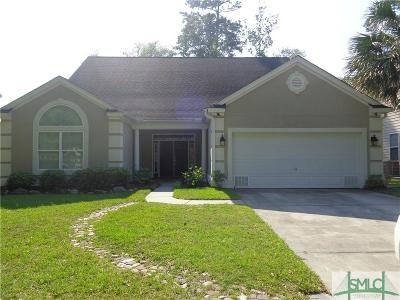 Savannah Single Family Home For Sale: 8 Kona Lane