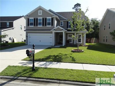 Pooler Single Family Home For Sale: 40 Melody Drive