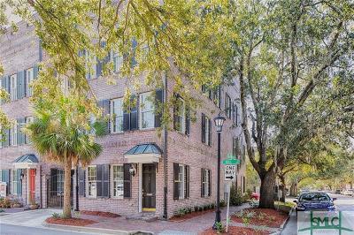 Savannah Condo/Townhouse For Sale: 401 E Hull Street