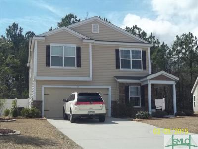 Pooler Single Family Home For Sale: 191 Old Pond Circle