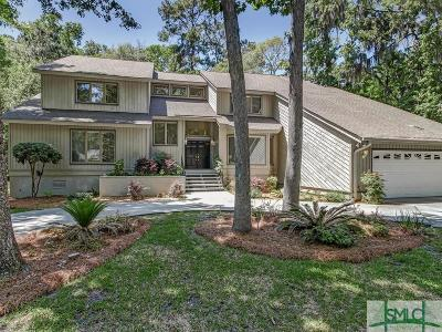 Savannah Single Family Home For Sale: 228 Wiley Bottom Road