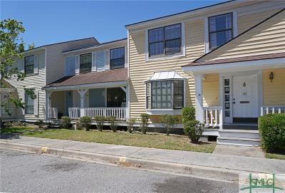 Condo/Townhouse For Sale: 912 Pineland Avenue #56