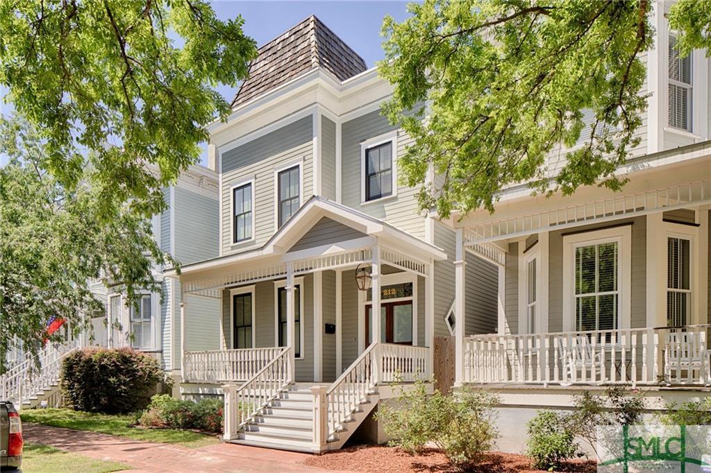 212 Waldburg, Savannah, GA, 31401, Historic Savannah Home For Sale