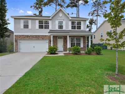 Richmond Hill Single Family Home For Sale: 40 Glen Way