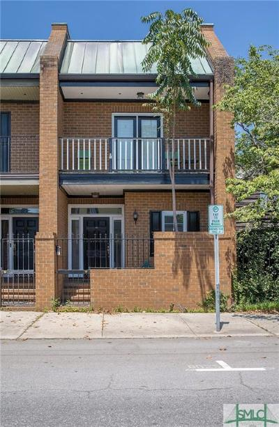 Savannah Condo/Townhouse For Sale: 410 E State Street