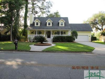Savannah Single Family Home For Sale: 226 Deerwood Road