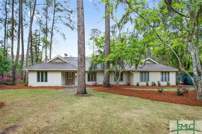 Savannah Single Family Home For Sale: 14 Romerly Road