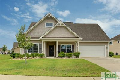 Single Family Home For Sale: 117 Belle Gate Drive