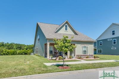 Port Wentworth Single Family Home For Sale: 18 Crabapple Circle