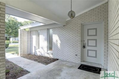 Savannah Single Family Home Active Contingent: 723 Windsor Road