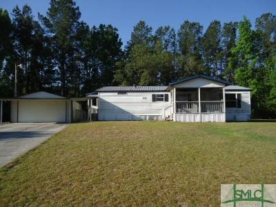 Bloomingdale GA Mobile Home For Sale: $55,900