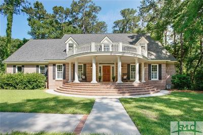 Savannah GA Single Family Home For Sale: $669,900