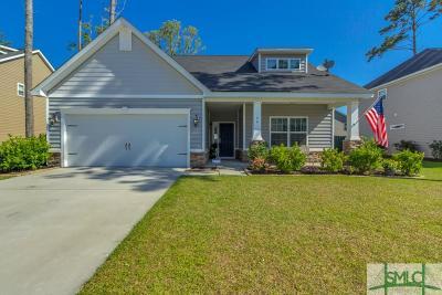 Richmond Hill Single Family Home For Sale: 60 Glen Way