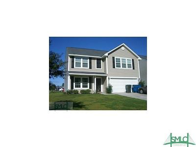 Port Wentworth GA Single Family Home For Sale: $157,500