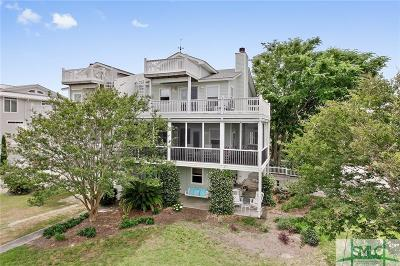 Tybee Island GA Condo/Townhouse For Sale: $650,000