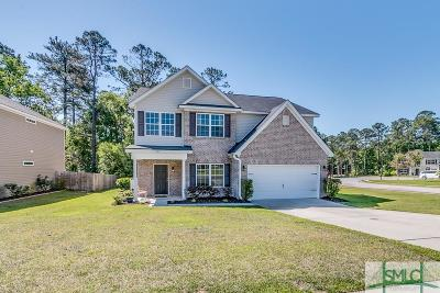 Rincon Single Family Home For Sale: 543 Dresler Road