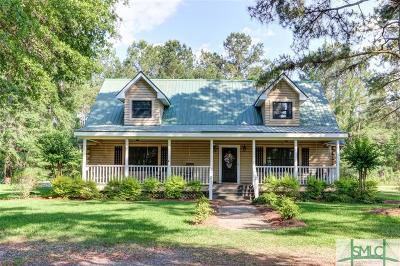 Rincon Single Family Home For Sale: 262 Tara Street
