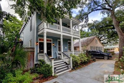 Savannah Multi Family Home For Sale: 314 E Henry Street
