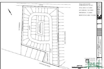 Savannah Residential Lots & Land For Sale: 224 Cottonvale Road
