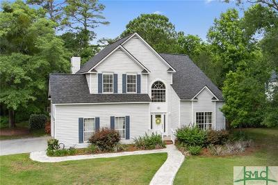 Savannah Single Family Home For Sale: 1 Dorset Court