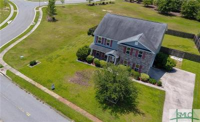 Savannah Single Family Home For Sale: 101 Barrier Court