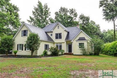 Rincon Single Family Home For Sale: 100 Red Bluff Run
