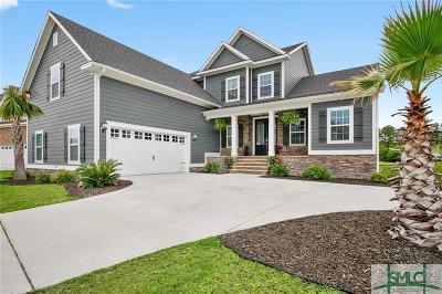 Richmond Hill Single Family Home For Sale: 105 Dove Drake Drive
