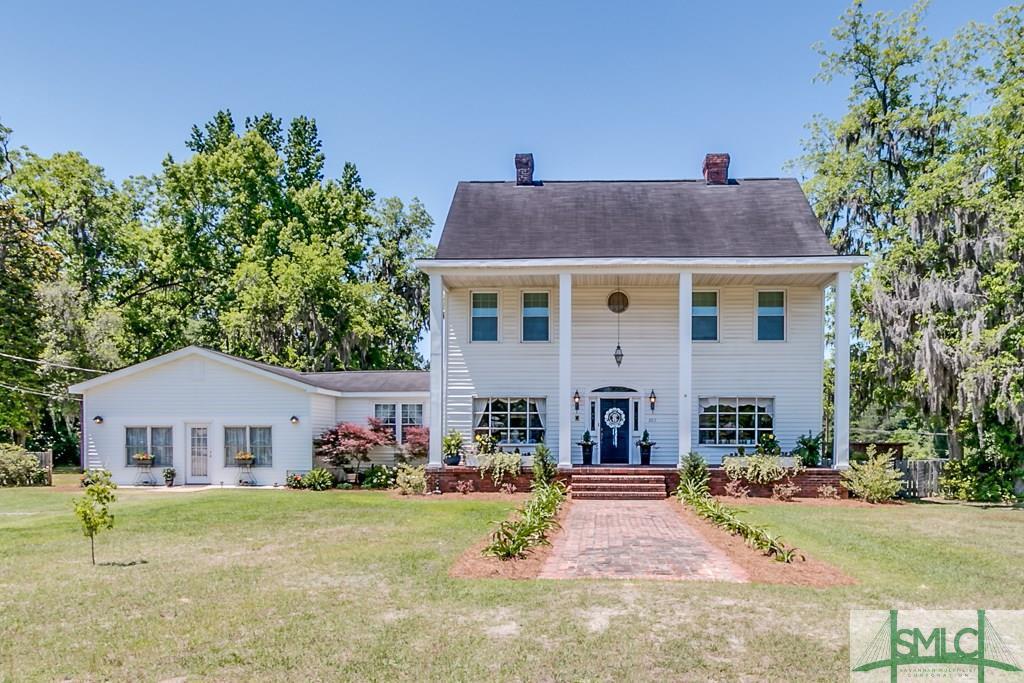202 Railroad, Springfield, GA, 31329, Springfield Home For Sale