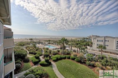Tybee Island Condo/Townhouse For Sale: 214 Butler Avenue #306