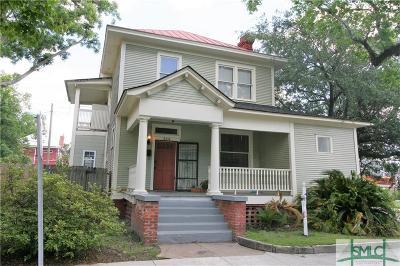 Single Family Home For Sale: 544 E Waldburg Street