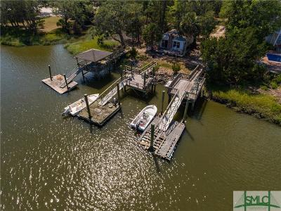 Single Family Home For Sale: 75 Oysterhouse Road